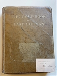 THE GOLF-BOOK OF EAST LOTHIAN SIGNED BY JOHN KERR LTD. EDITION 1896