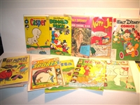 SIGNIFICANT COLLECTION OF GOLF COVER COMIC BOOKS- 100 COMIC BOOKS